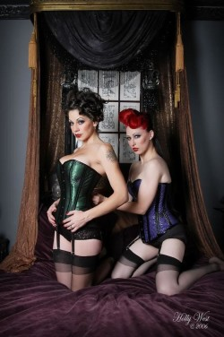 Stockings and corsets