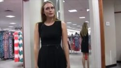 Say yes to the dress and then masturbate