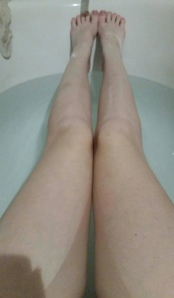 Tootsies in the tub