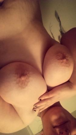 bbw titties (;