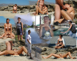 horny tourist MILF on/off collage
