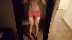 [male] Do you like my legs?