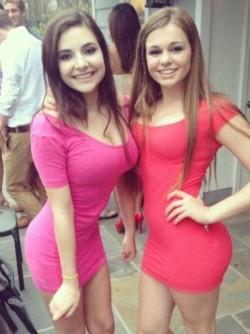 two promising freshmen