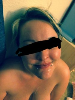 Anyone want to help me cover her face completely? PMs welcome! Bonus pics in comments!
