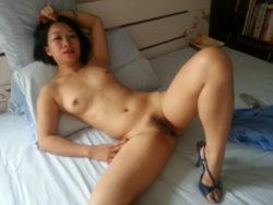 Asian MILF with Killer Legs