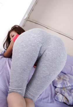 Ass up face down