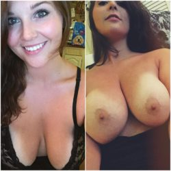 Big boobs With/Without Shirt