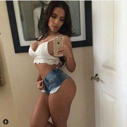 Busty Girl Posing