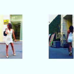 Cecilia Galliano - Front and back