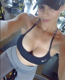 Fit and sexy