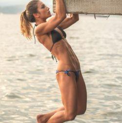 Fitness beach