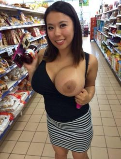 Flashing in the store [IMG]