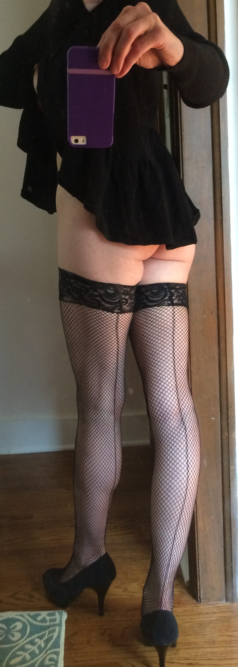 (F)or fans of fishnets ;)