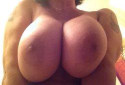 Heart broken but tits still good