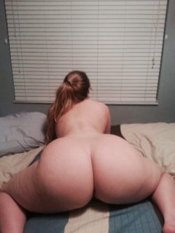 I can't think of a clever title. Look at this big fat ass.