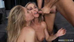 Brandi Love and Julia Ann