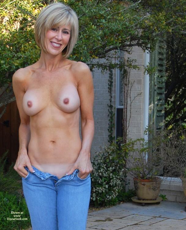 Topless Outdoor