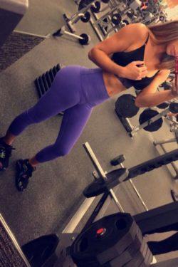 Purple ones