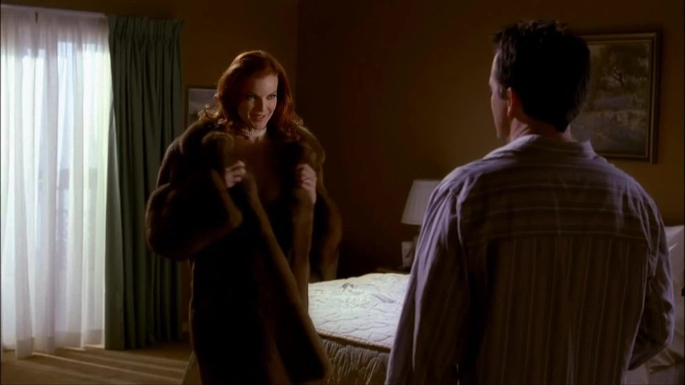 Marcia Cross plot in Desperate Housewives