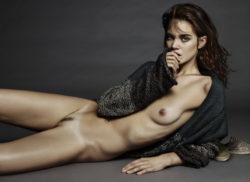 Rianne Ten Haken nude shoot by Alique for Foam Museums Art Exhibition (X-post /r/NSFWfashion)