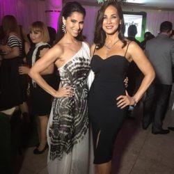 Roselyn Sánchez & Carmen Dominicci