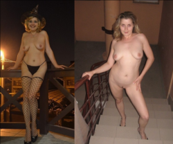Russian Wife Exposed Lingerie and Nude in Private Pics
