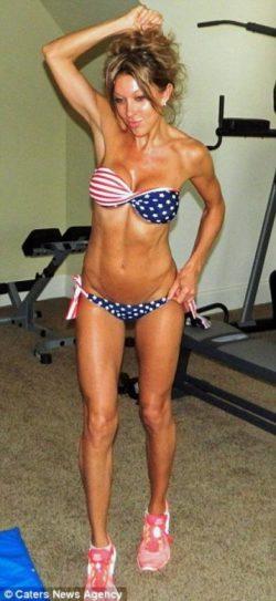 She's 48