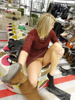 Shoe Shopping Done Right! [IMG]