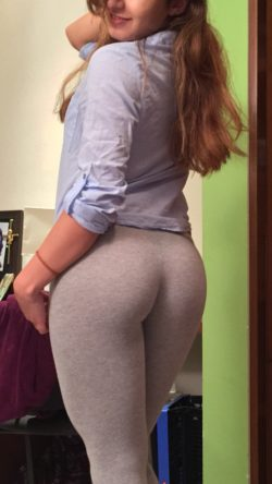 Showing off in gray