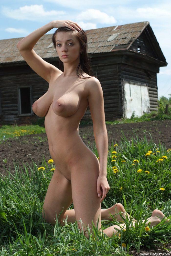 красивые русские голые женщины фото