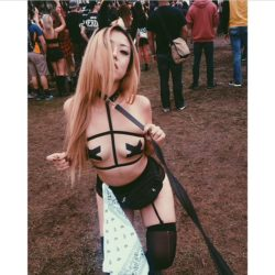 Some festival kink