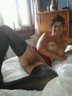 Tanned Milf Material