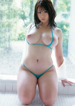 Thick asian beauty