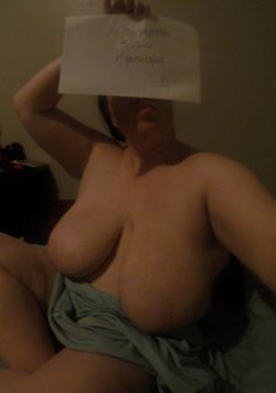 [Verification] Ready [f]or bed! Anyone want to curl up next to me?