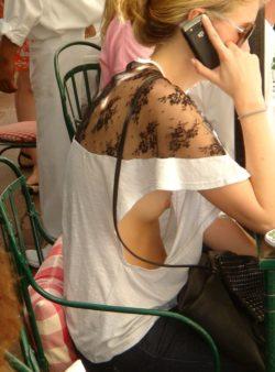 Visible Nipple