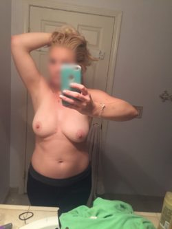 What do you guys think of my wife's tits?