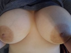 What do you think of my MILF tits?