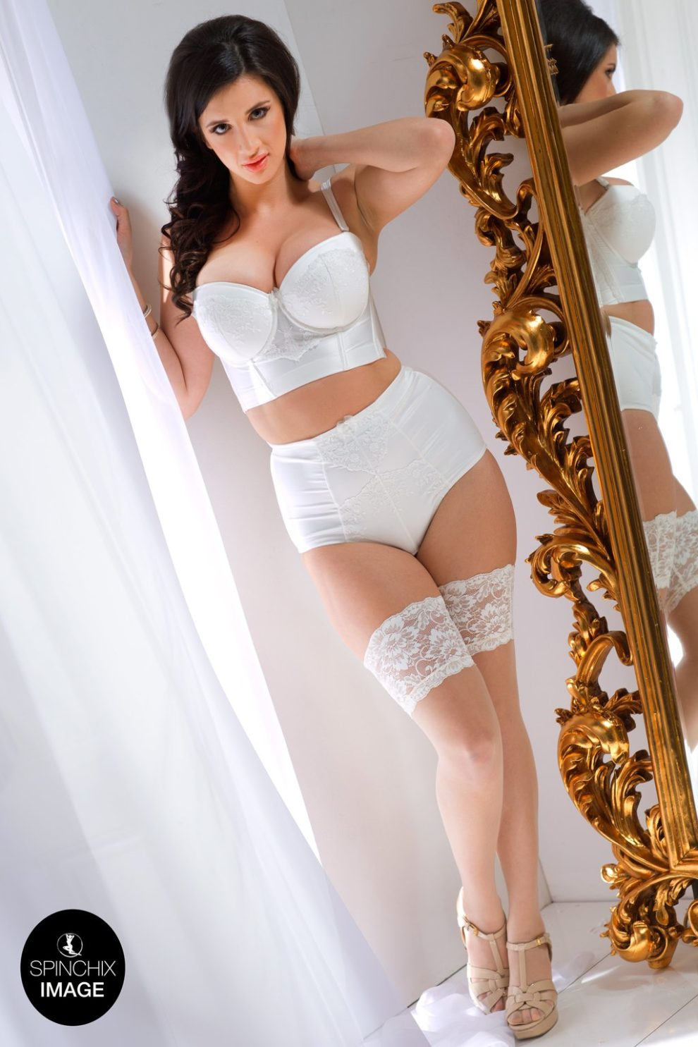 White lingerie (XPost from r/CaraRuby)
