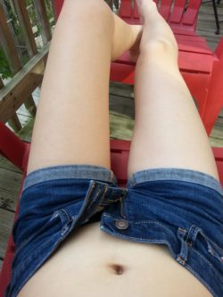 [f] shorts weather!