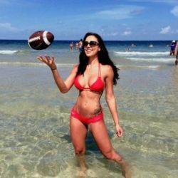 lets go and play beach football ...