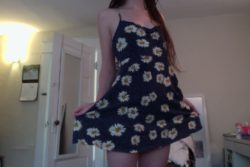 one o(f) my favorite lil summer dresses :)