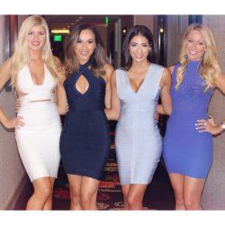4 friends in Vegas