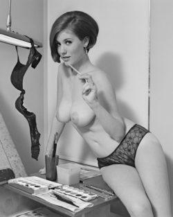 '60s hottie Candy Earle