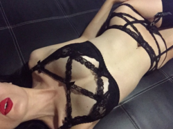 Agent Provocateur do the best lingerie.