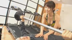 Shunka Ayami | Horny Workout Instructor