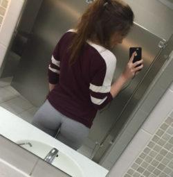 Best use of bathroom mirror
