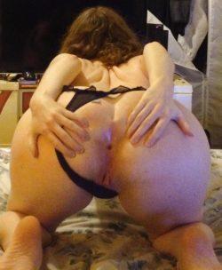 Big ass. Tiny hole.
