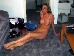 Big tits & long legs