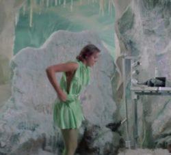 1970s Sci-Fi plot: Jenny Agutter in Logan's Run