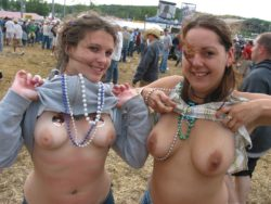 Boobs for beads